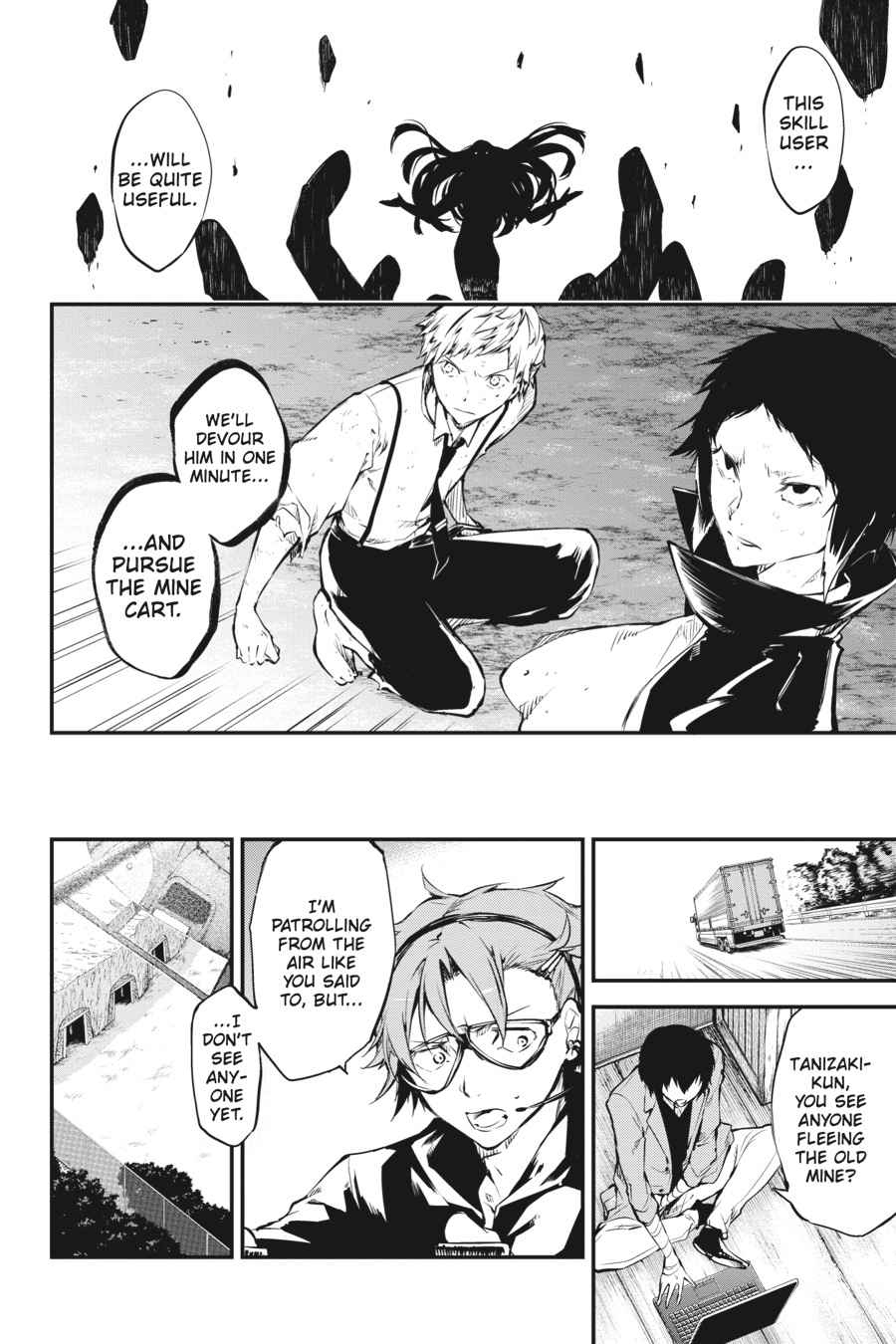 Bungou Stray Dogs Chapter 52 Page 12