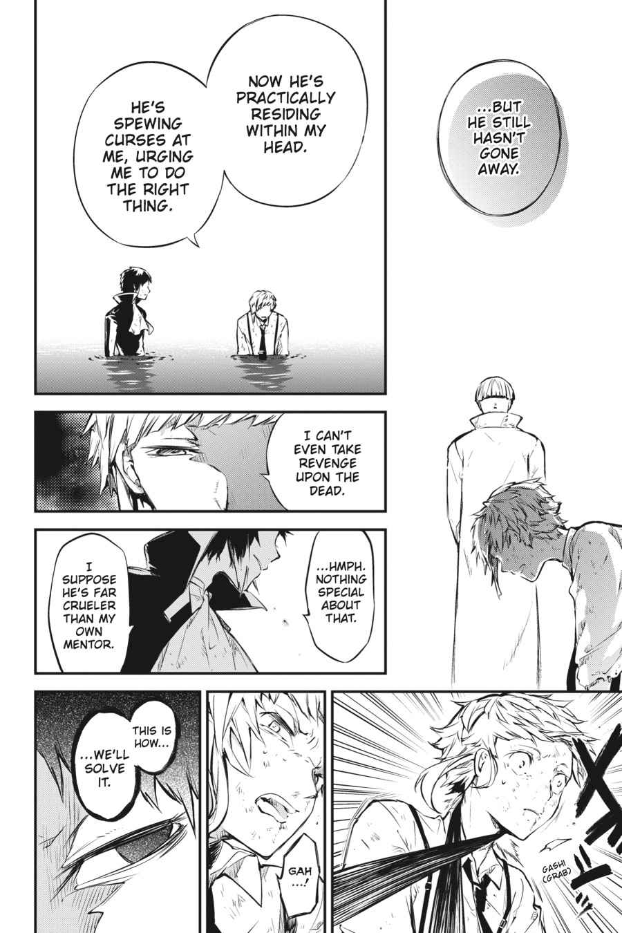 Bungou Stray Dogs Chapter 52 Page 34