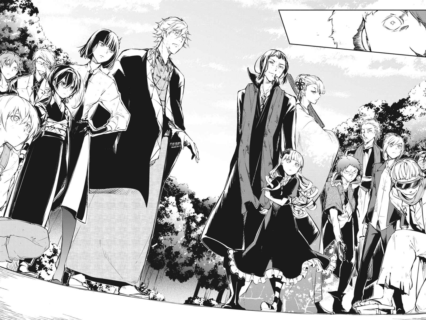 Bungou Stray Dogs Chapter 53 Page 10