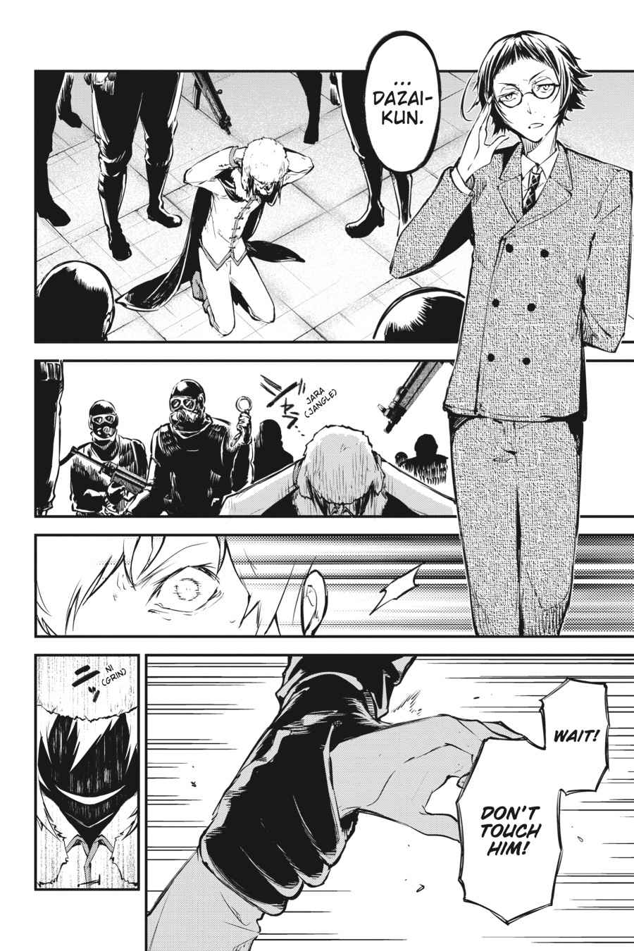 Bungou Stray Dogs Chapter 53 Page 24