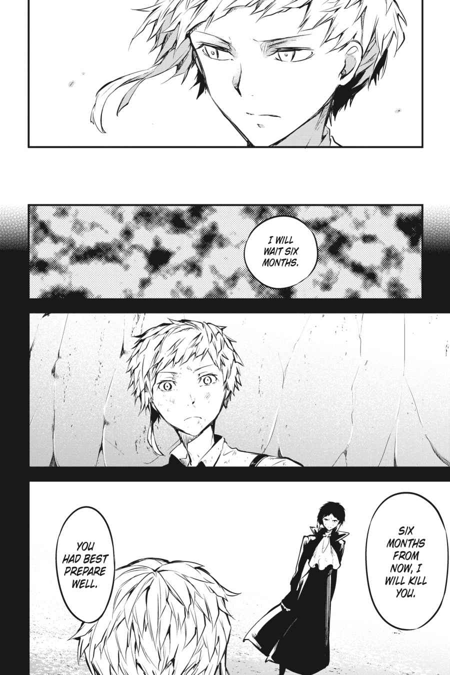 Bungou Stray Dogs Chapter 53 Page 32