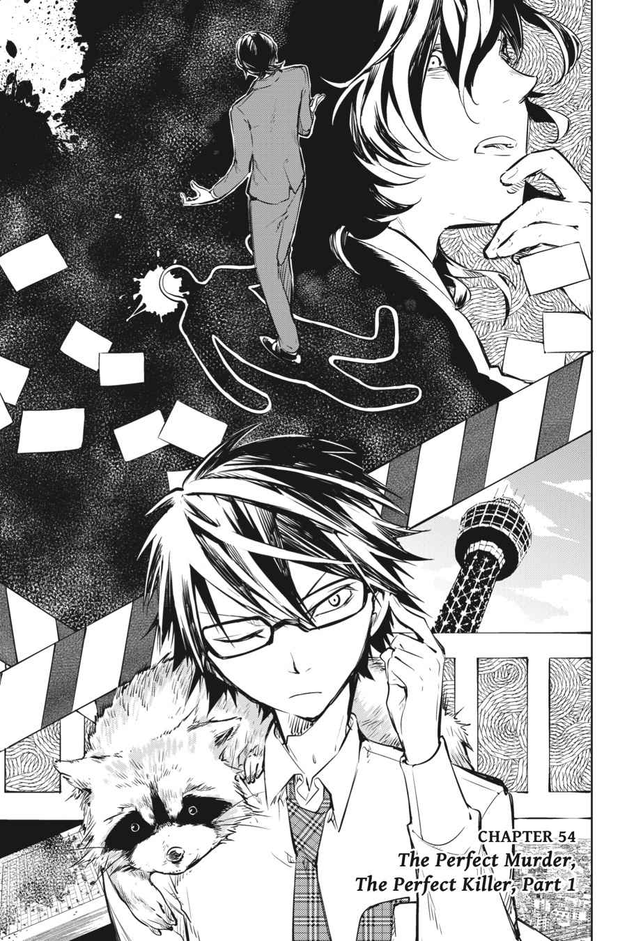 Bungou Stray Dogs Chapter 54 Page 3