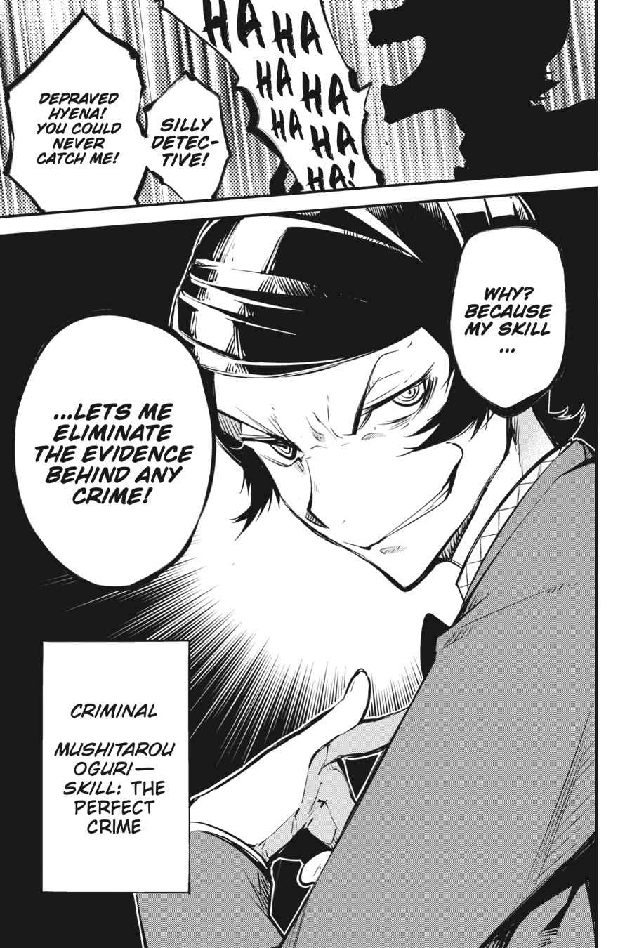 Bungou Stray Dogs Chapter 54 Page 38