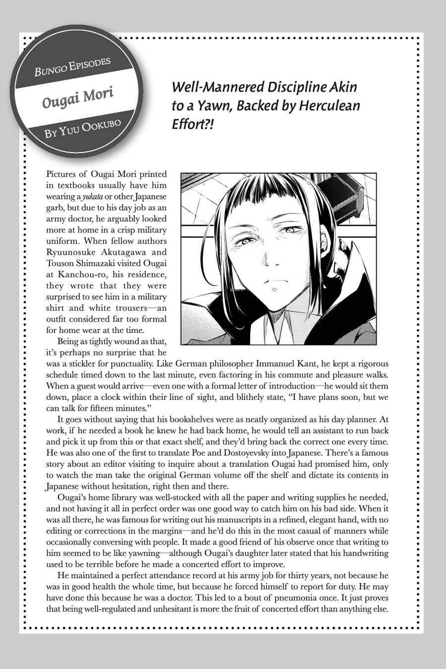 Bungou Stray Dogs Chapter 54 Page 45