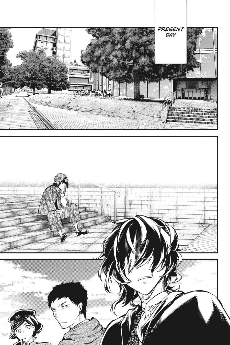 Bungou Stray Dogs Chapter 55 Page 11