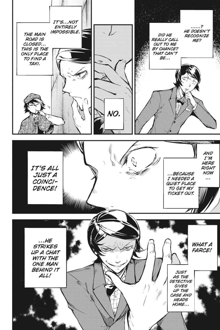 Bungou Stray Dogs Chapter 55 Page 18