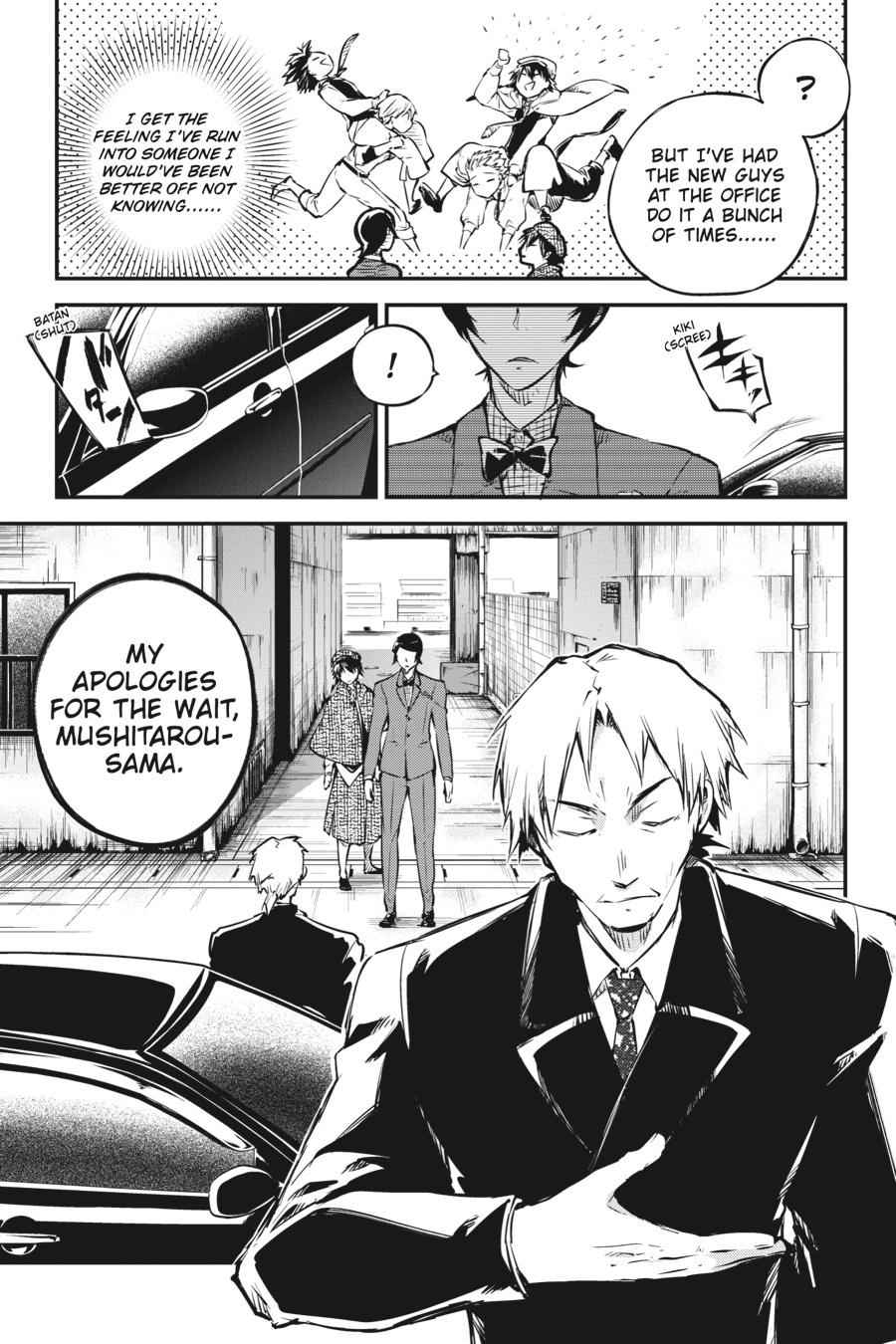 Bungou Stray Dogs Chapter 55 Page 21