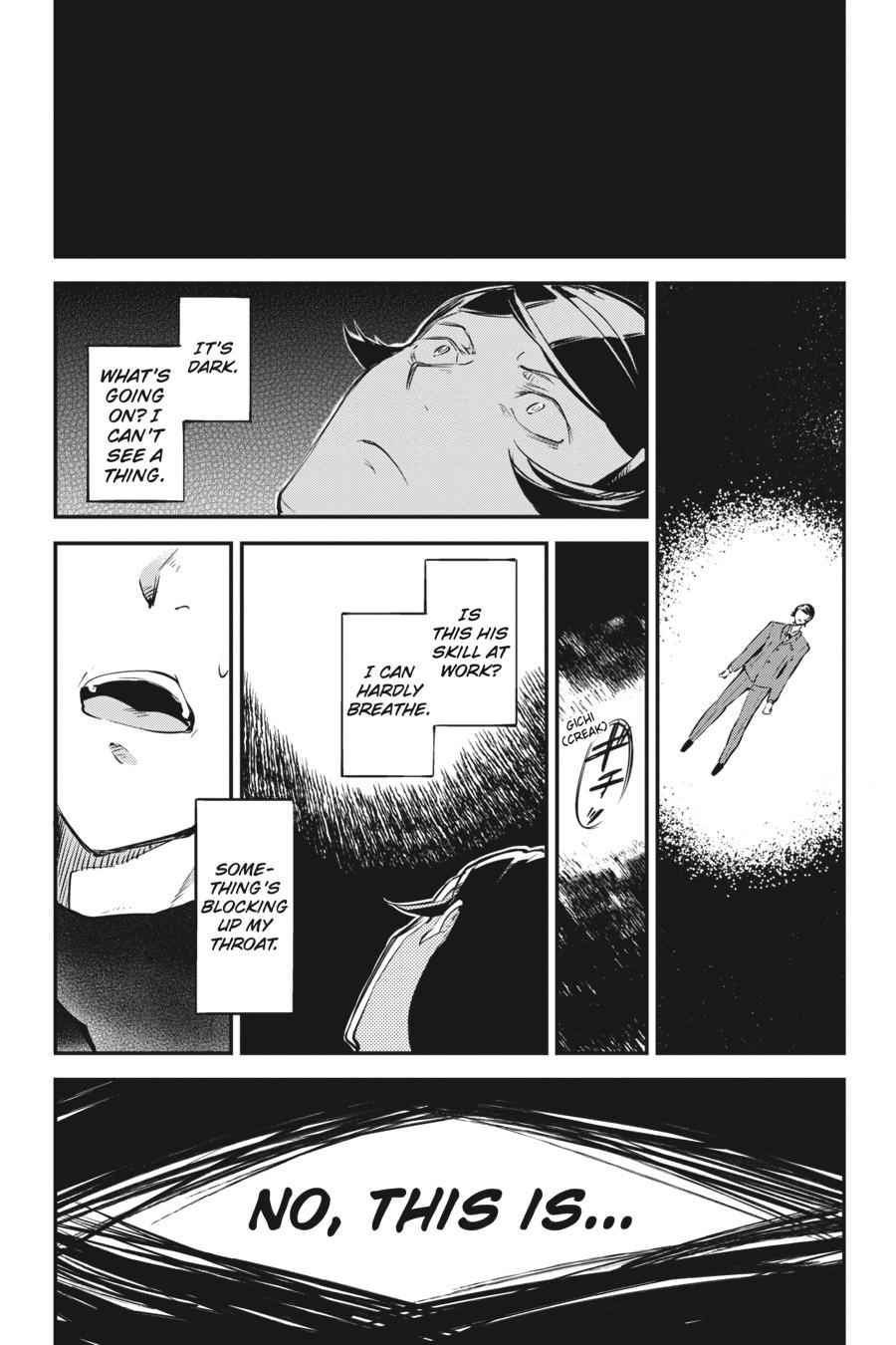 Bungou Stray Dogs Chapter 56 Page 12