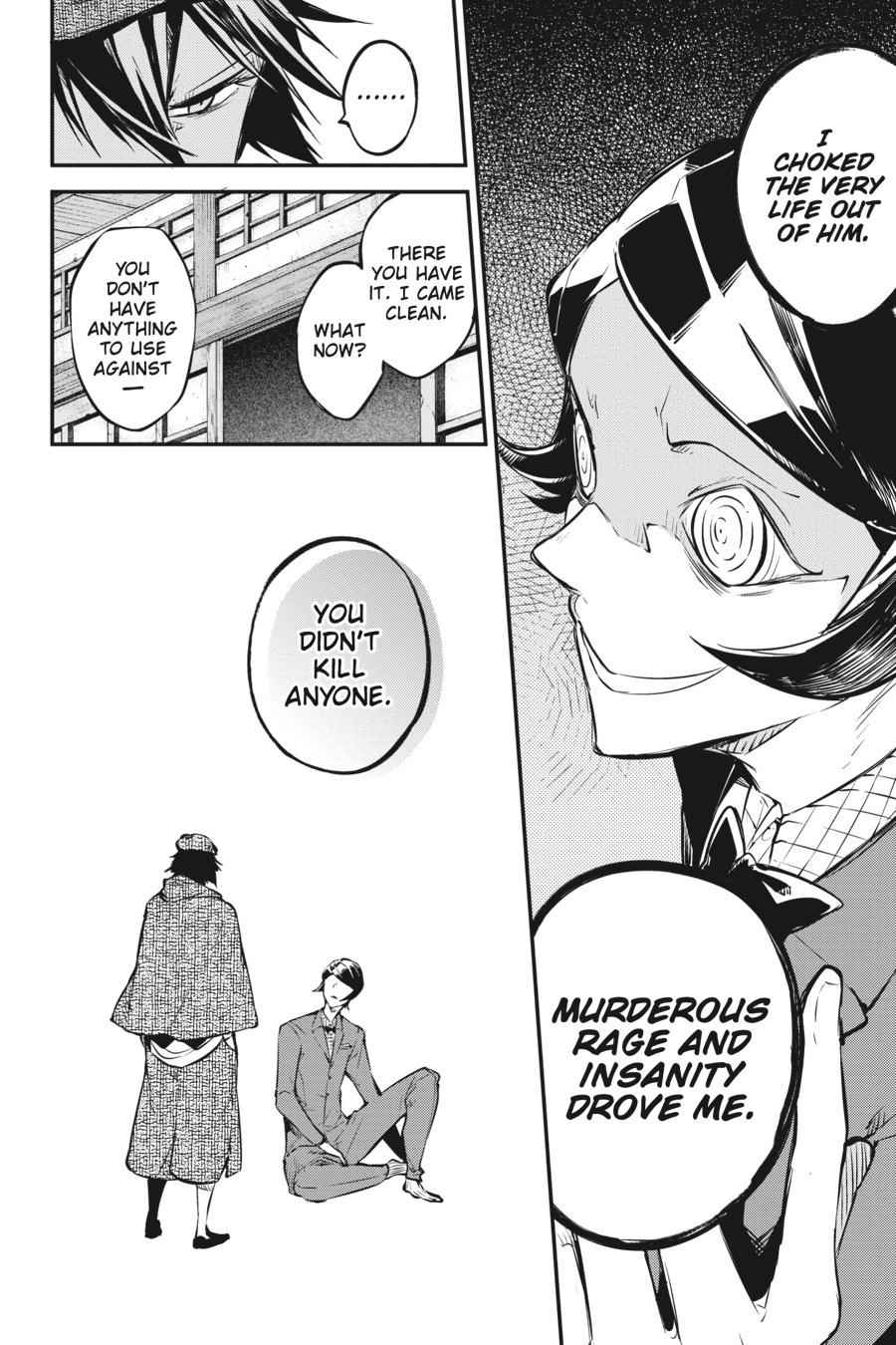 Bungou Stray Dogs Chapter 56 Page 27