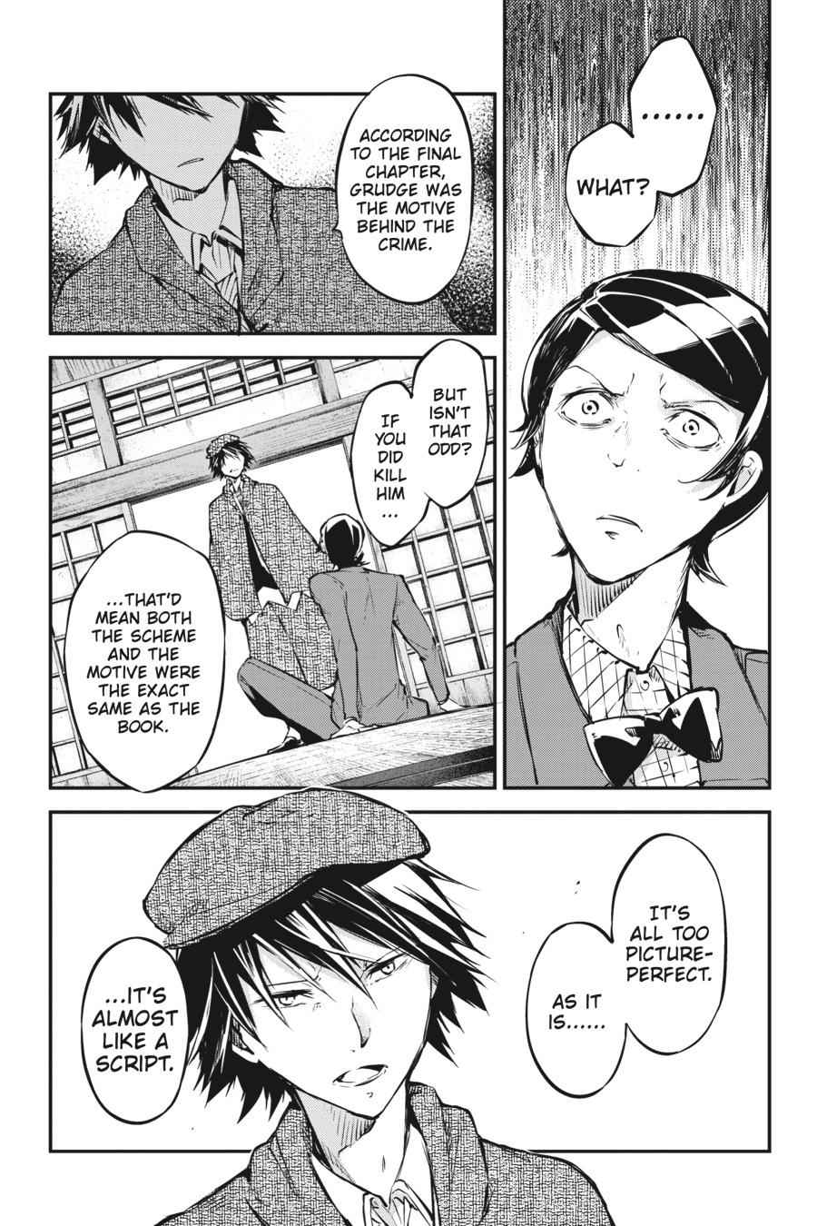 Bungou Stray Dogs Chapter 56 Page 28