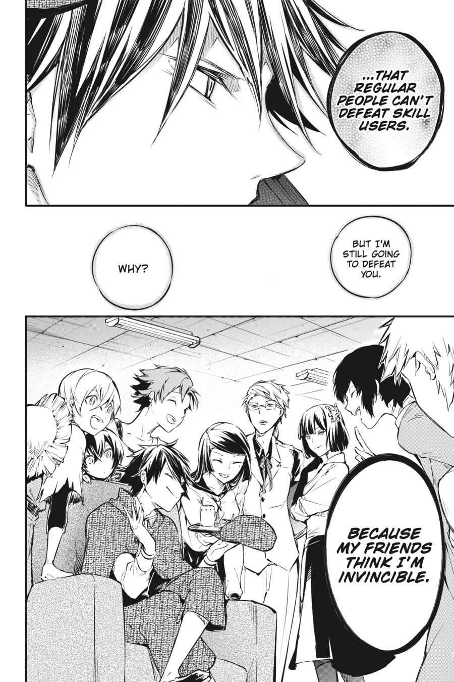 Bungou Stray Dogs Chapter 56 Page 9