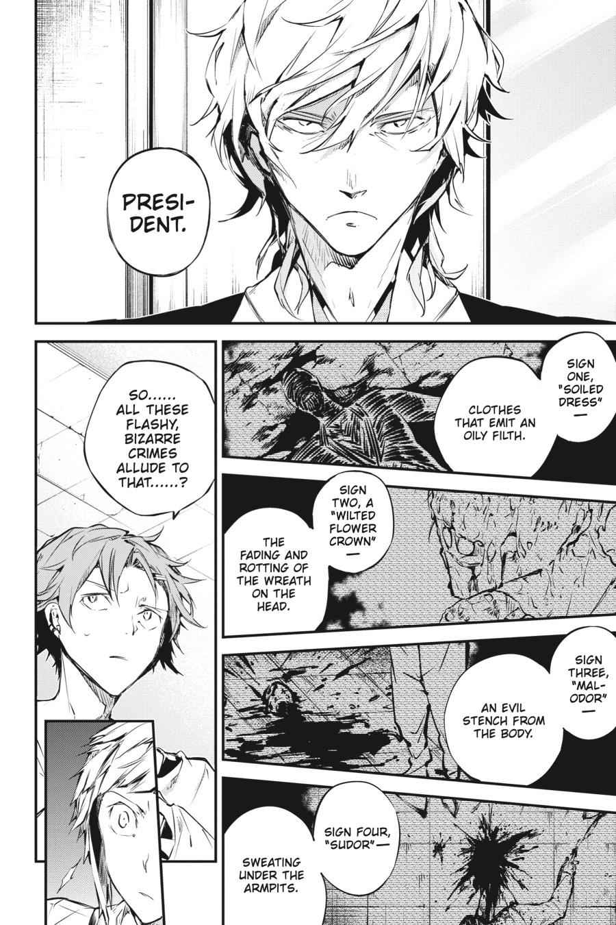 Bungou Stray Dogs Chapter 57 Page 18
