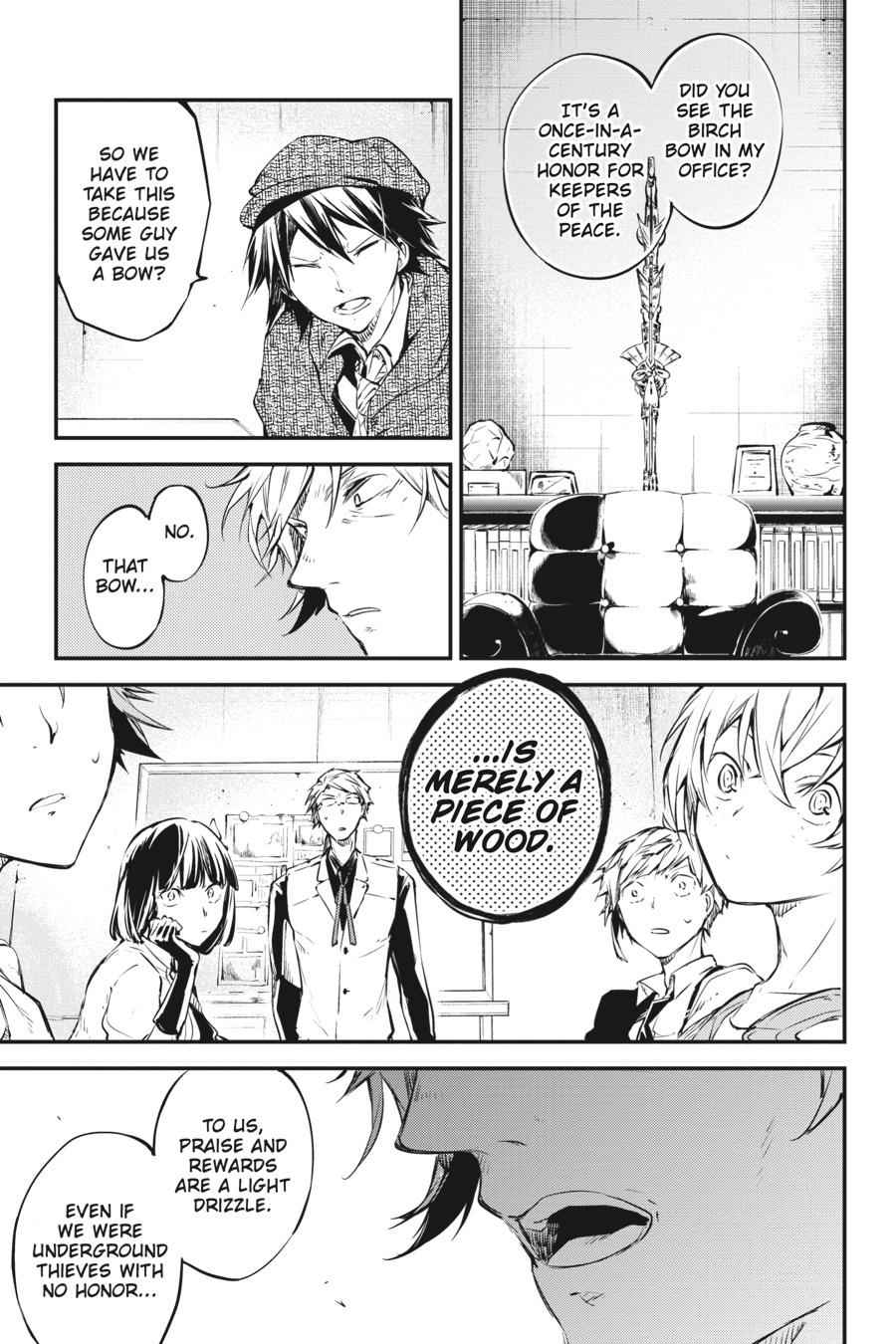 Bungou Stray Dogs Chapter 57 Page 21