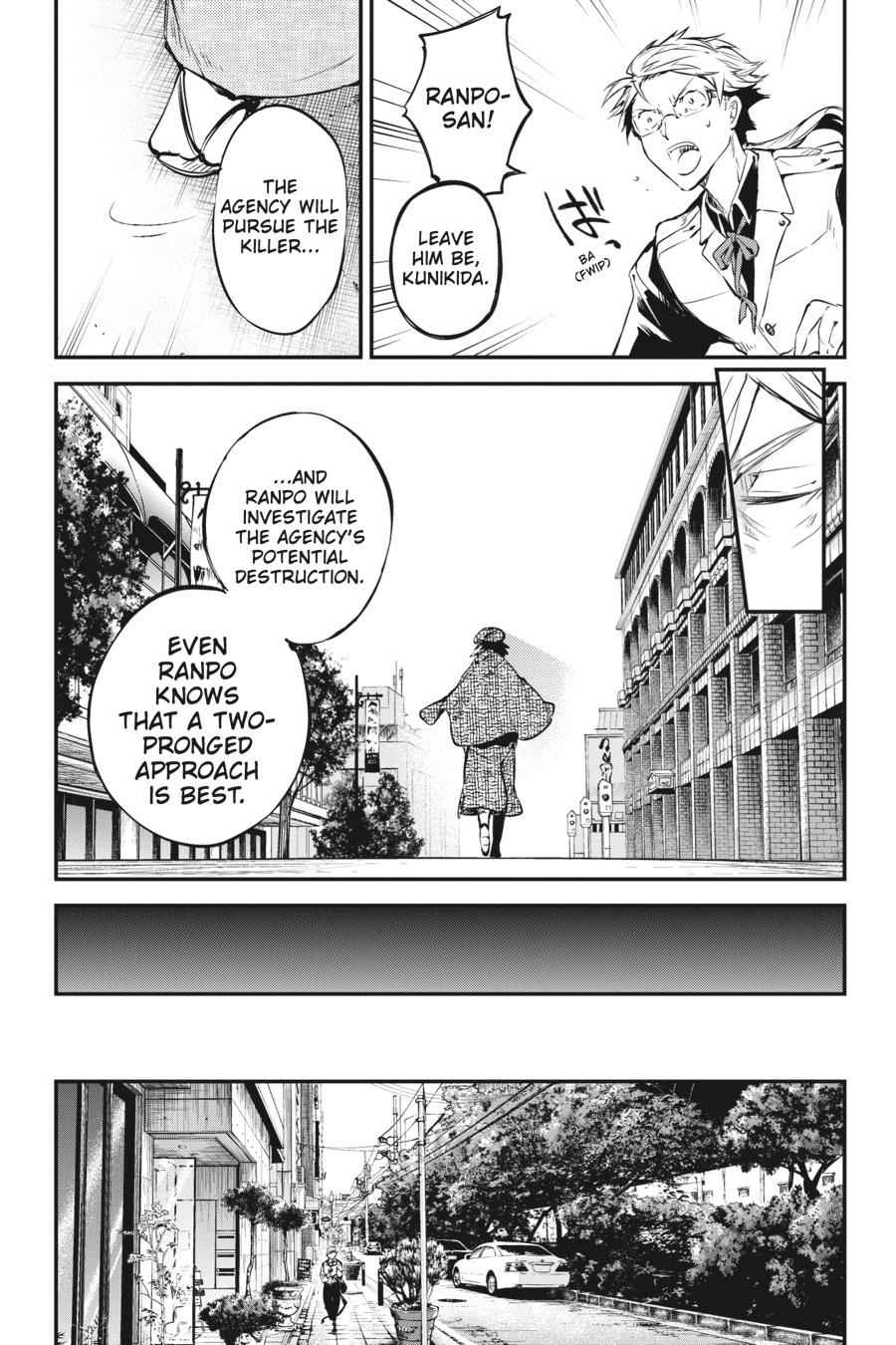 Bungou Stray Dogs Chapter 57 Page 23