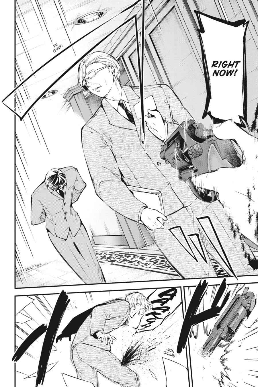 Bungou Stray Dogs Chapter 57 Page 34