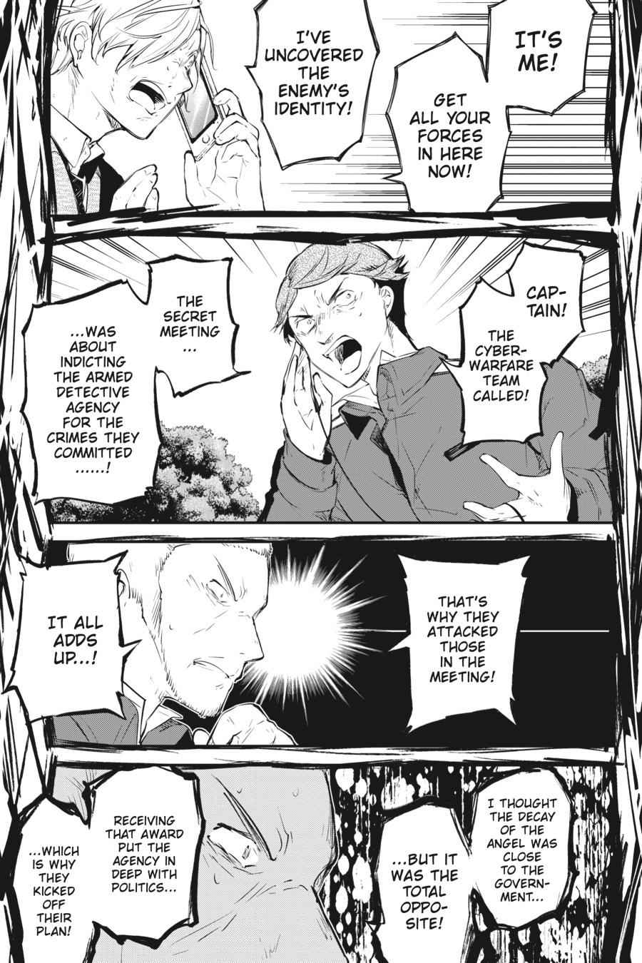 Bungou Stray Dogs Chapter 58 Page 44