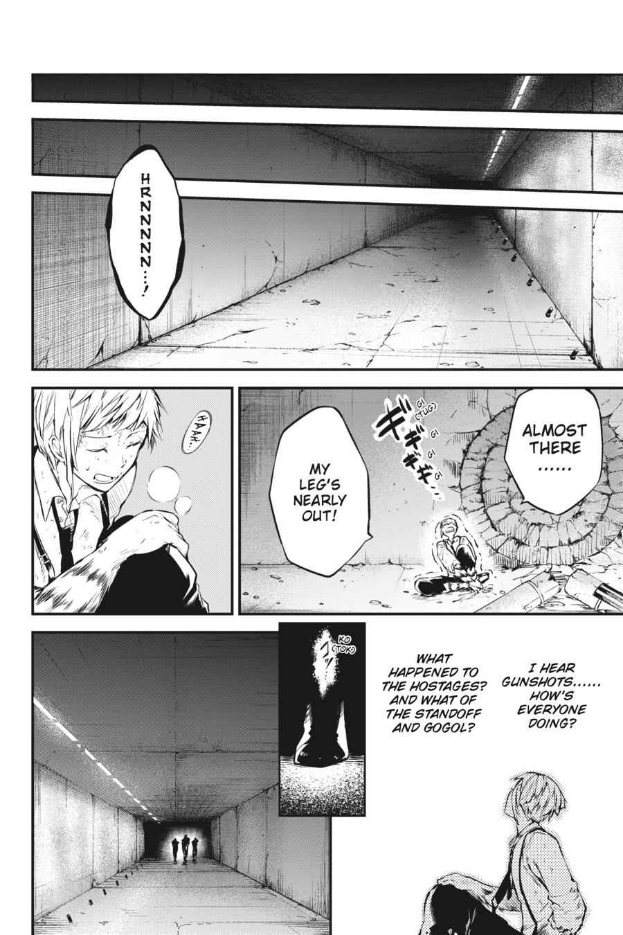 Bungou Stray Dogs Chapter 61 Page 11