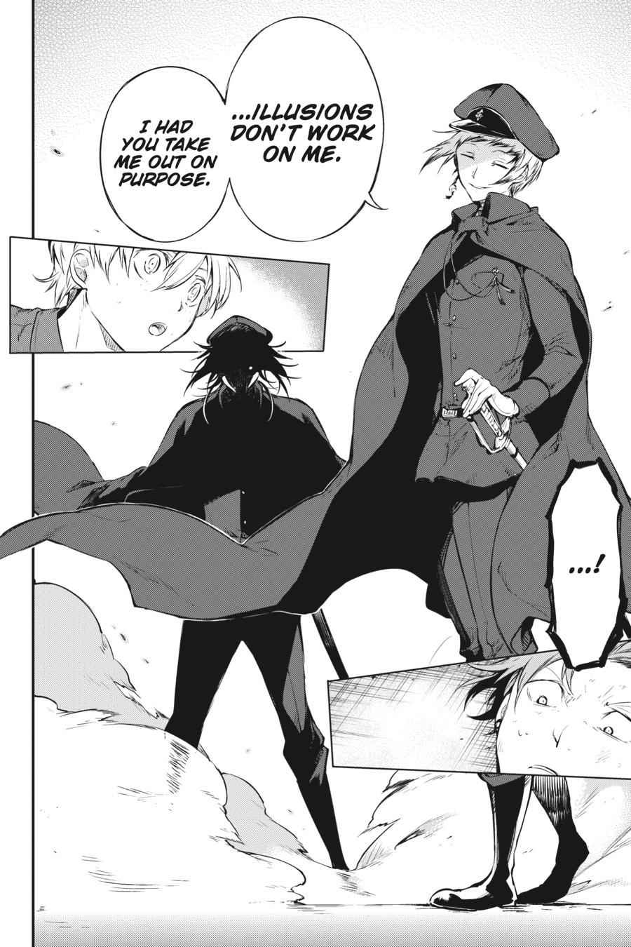 Bungou Stray Dogs Chapter 61 Page 21