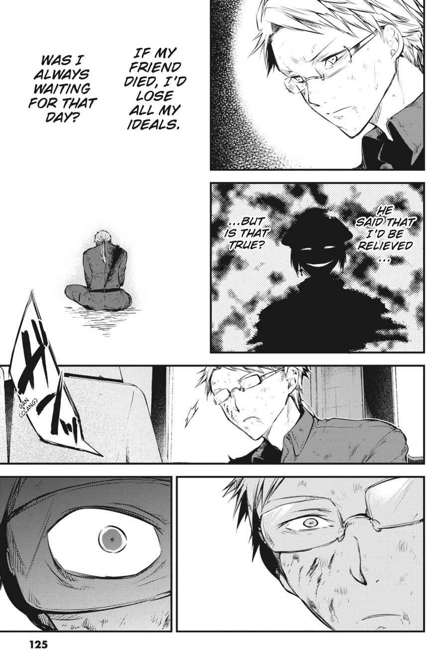 Bungou Stray Dogs Chapter 62 Page 22