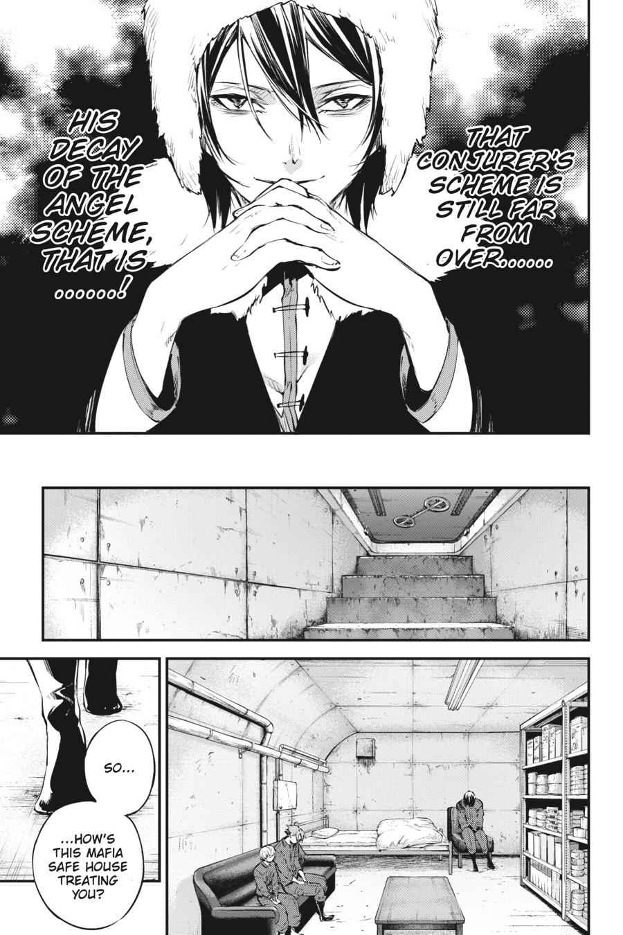 Bungou Stray Dogs Chapter 63 Page 24