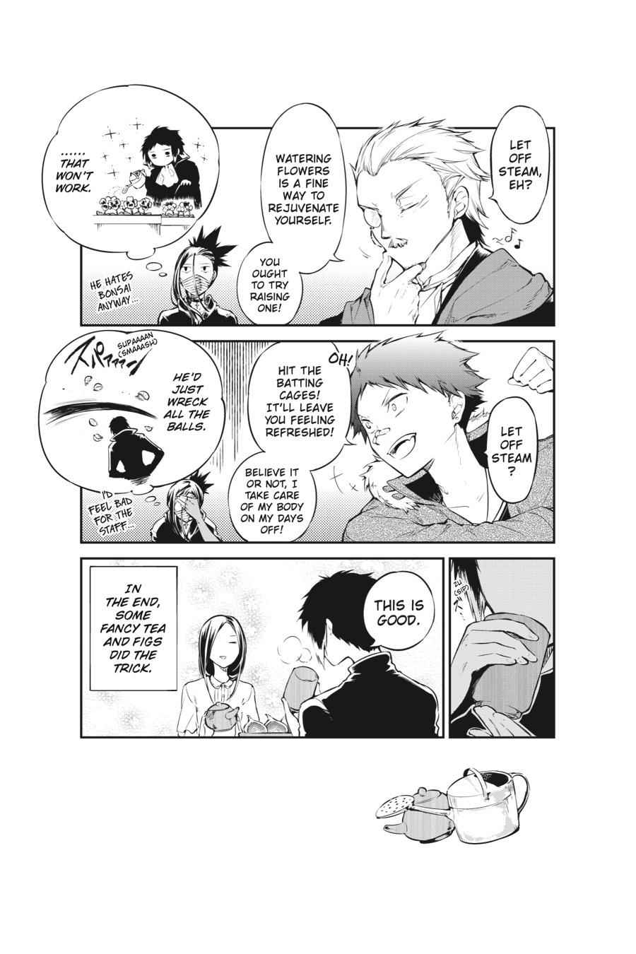 Bungou Stray Dogs Chapter 63 Page 39