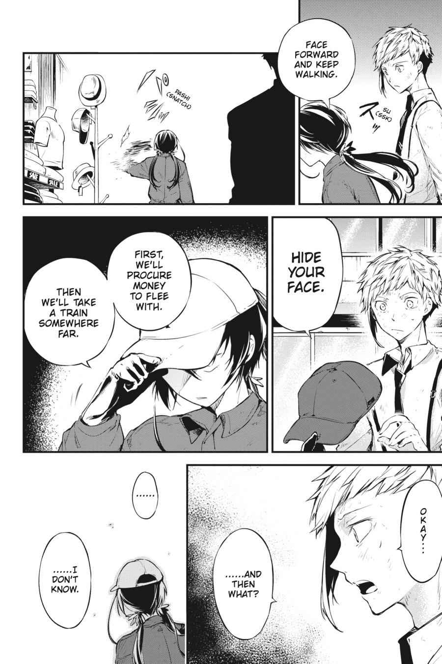 Bungou Stray Dogs Chapter 63 Page 8