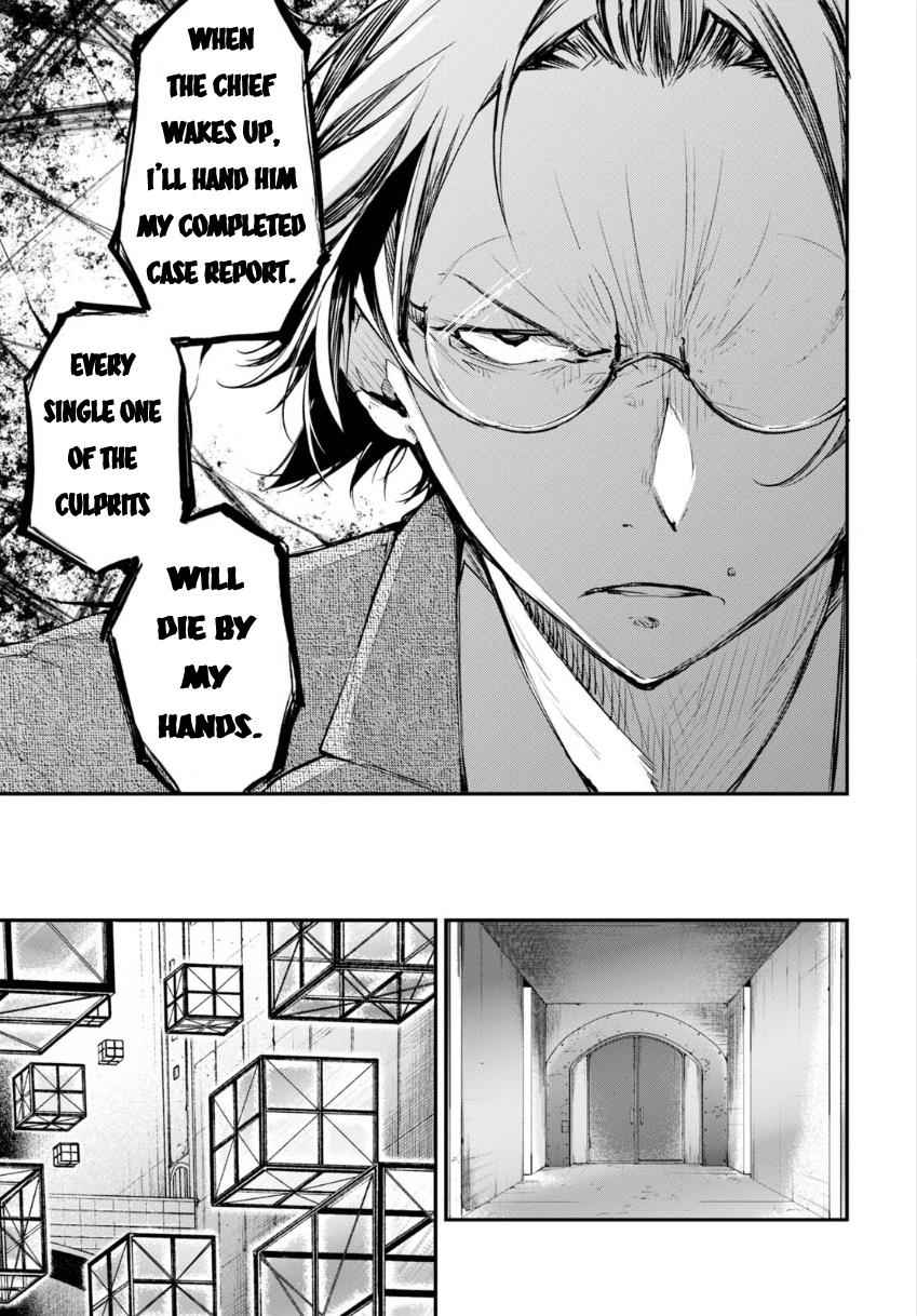 Bungou Stray Dogs Chapter 64 Page 10