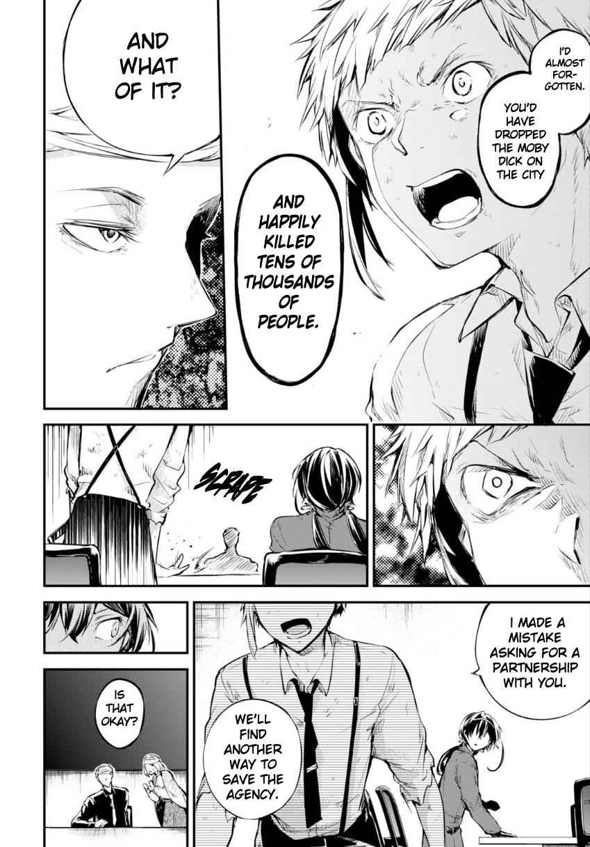 Bungou Stray Dogs Chapter 64 Page 21