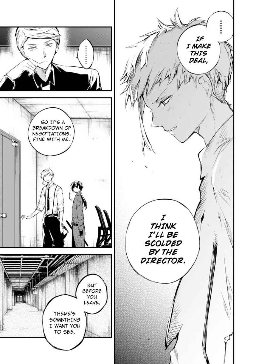 Bungou Stray Dogs Chapter 64 Page 22