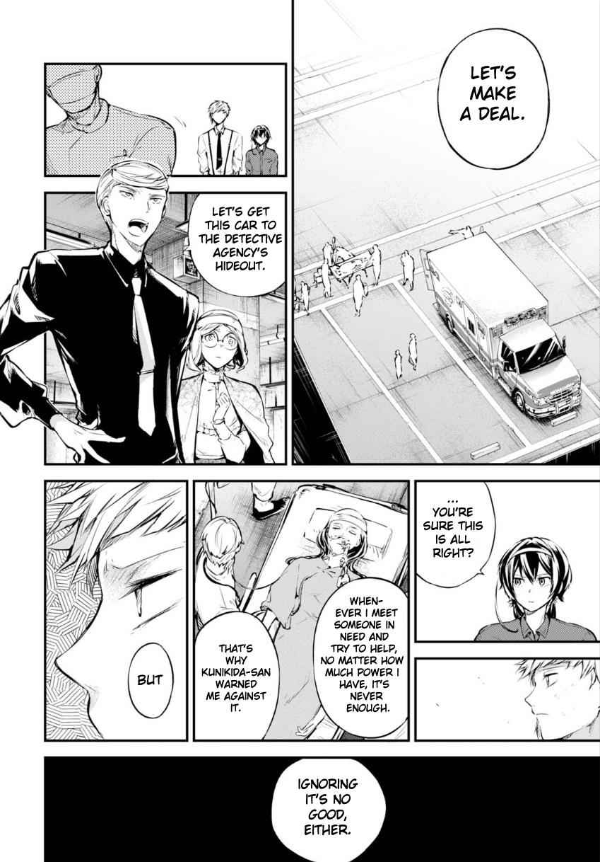 Bungou Stray Dogs Chapter 64 Page 26