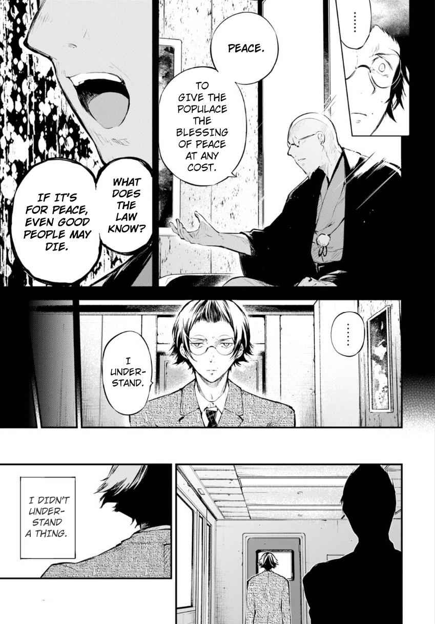 Bungou Stray Dogs Chapter 64 Page 8