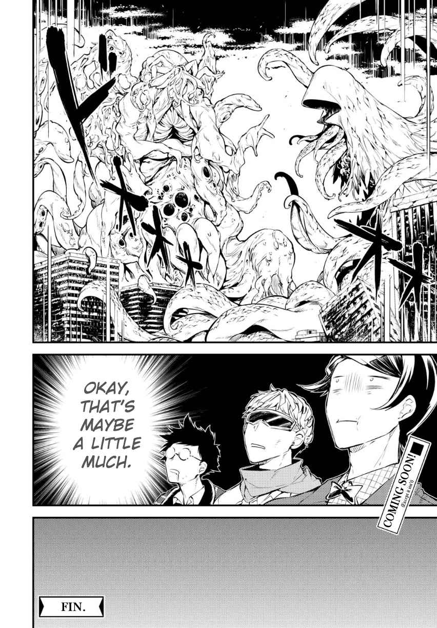 Bungou Stray Dogs Chapter 64.5 Page 9