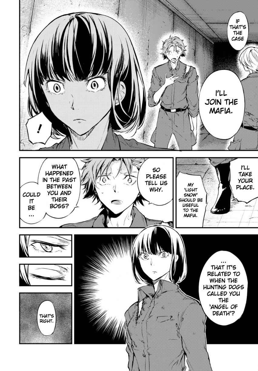 Bungou Stray Dogs Chapter 65 Page 15