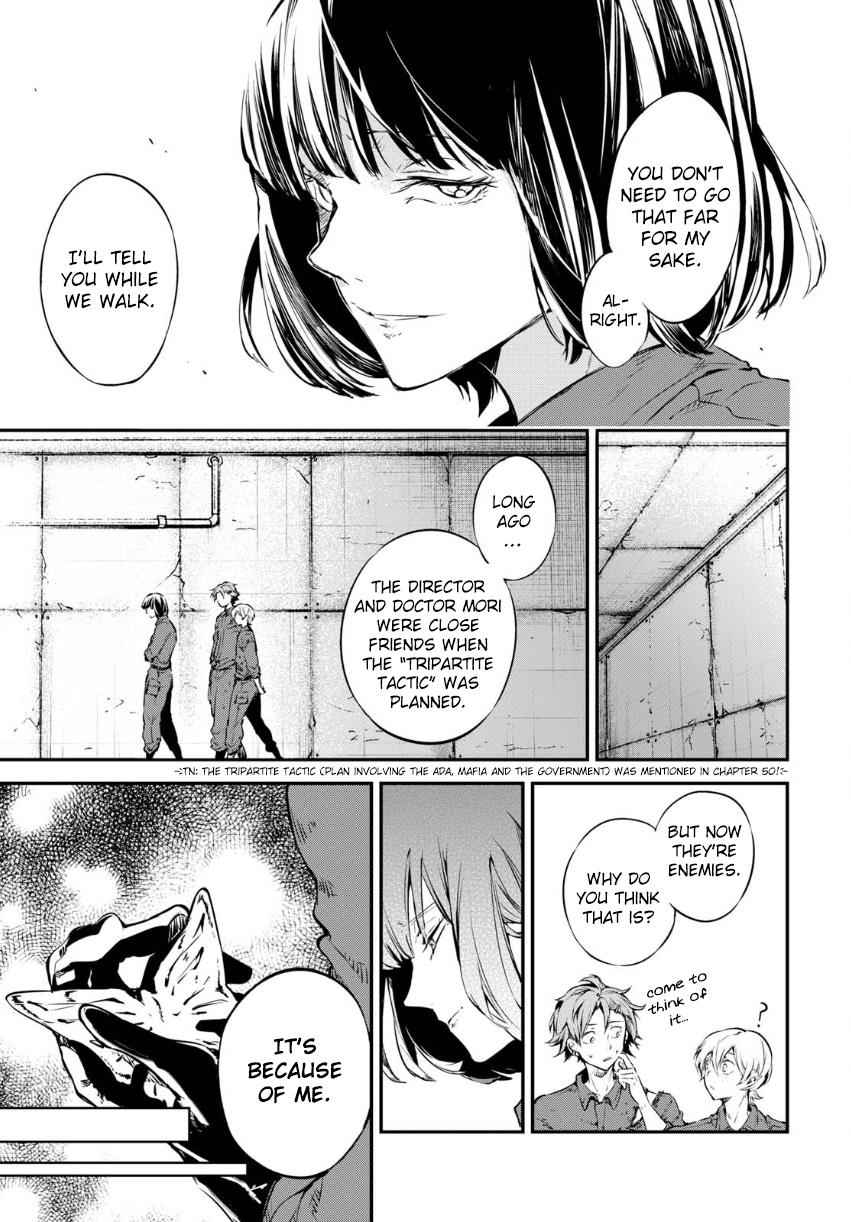 Bungou Stray Dogs Chapter 65 Page 16