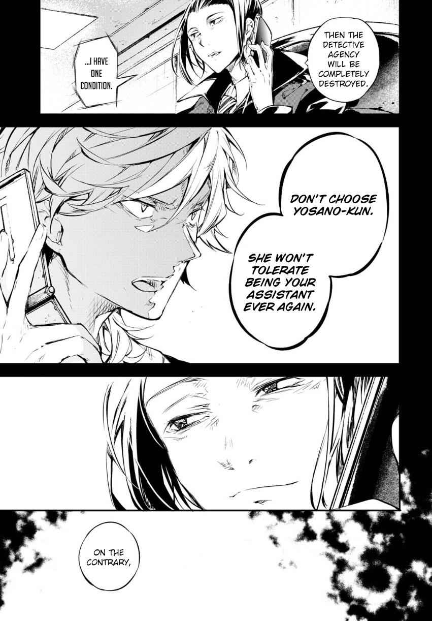 Bungou Stray Dogs Chapter 65 Page 8