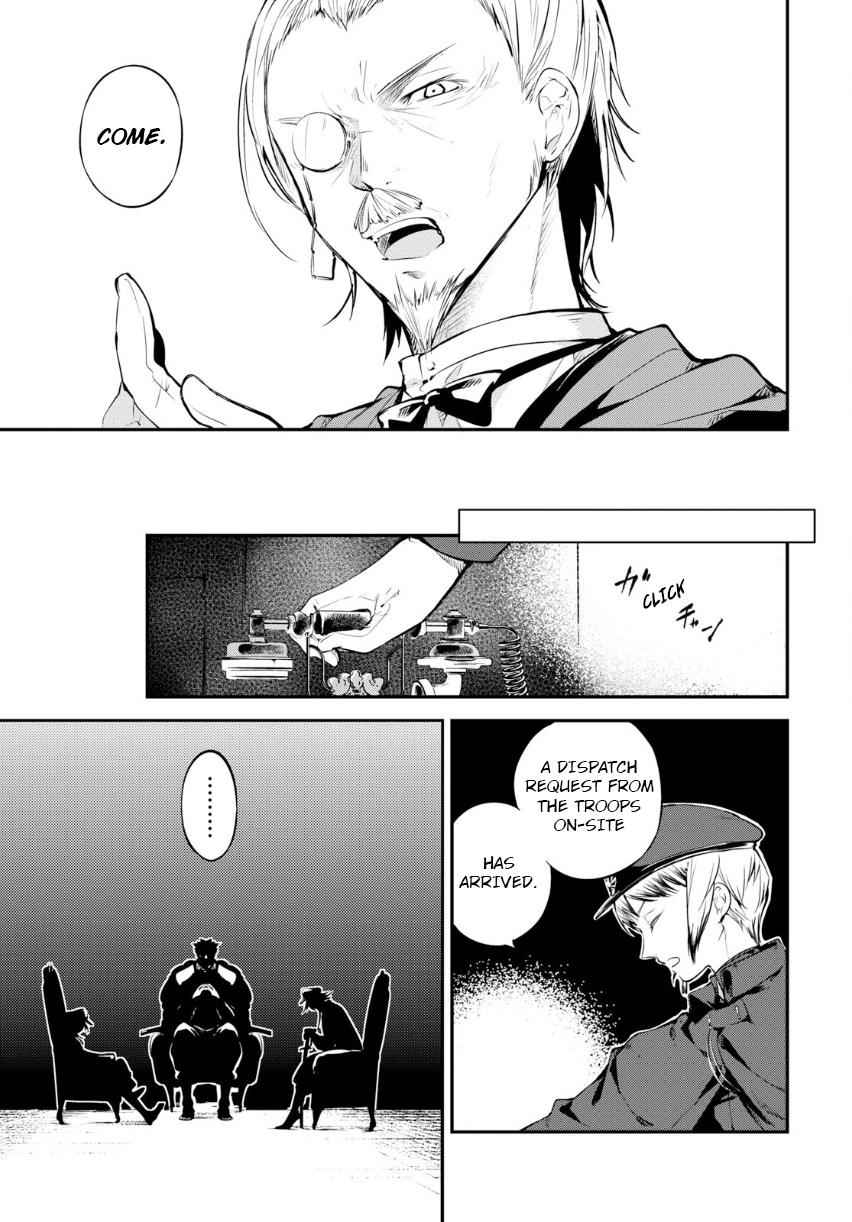 Bungou Stray Dogs Chapter 67 Page 14