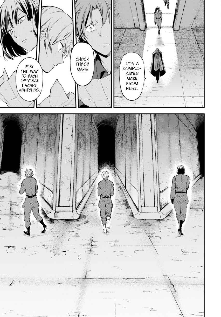 Bungou Stray Dogs Chapter 67 Page 22