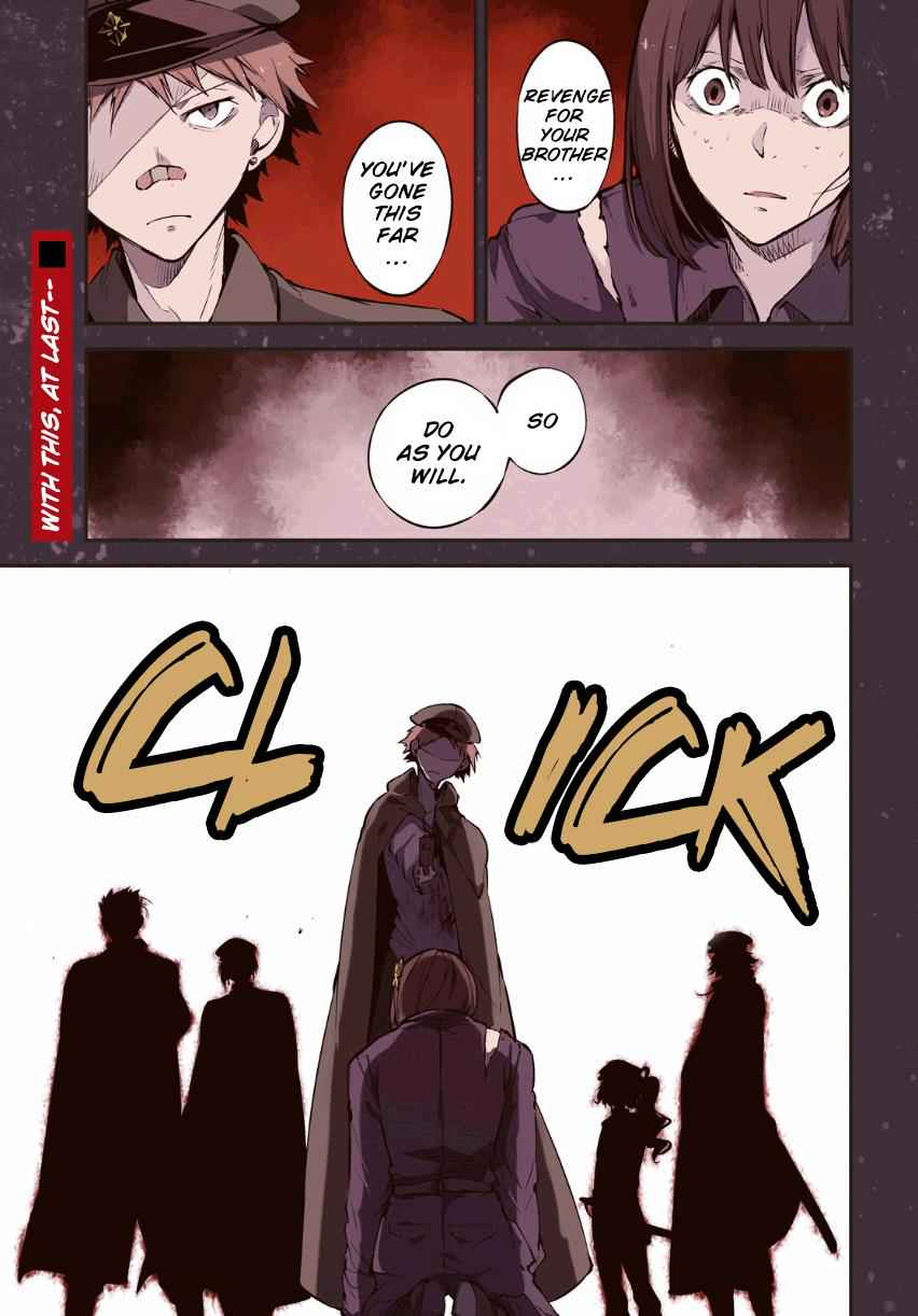 Bungou Stray Dogs Chapter 69 Page 2