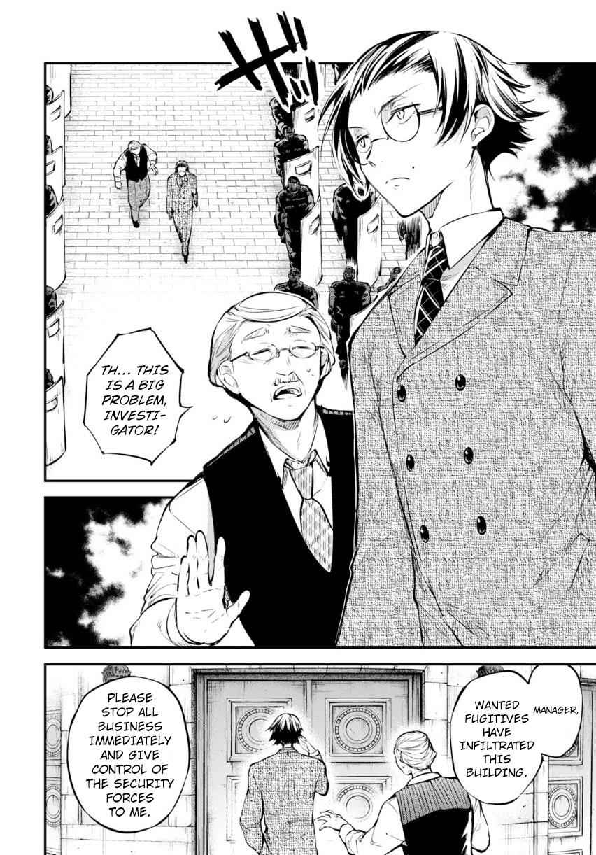 Bungou Stray Dogs Chapter 69 Page 21