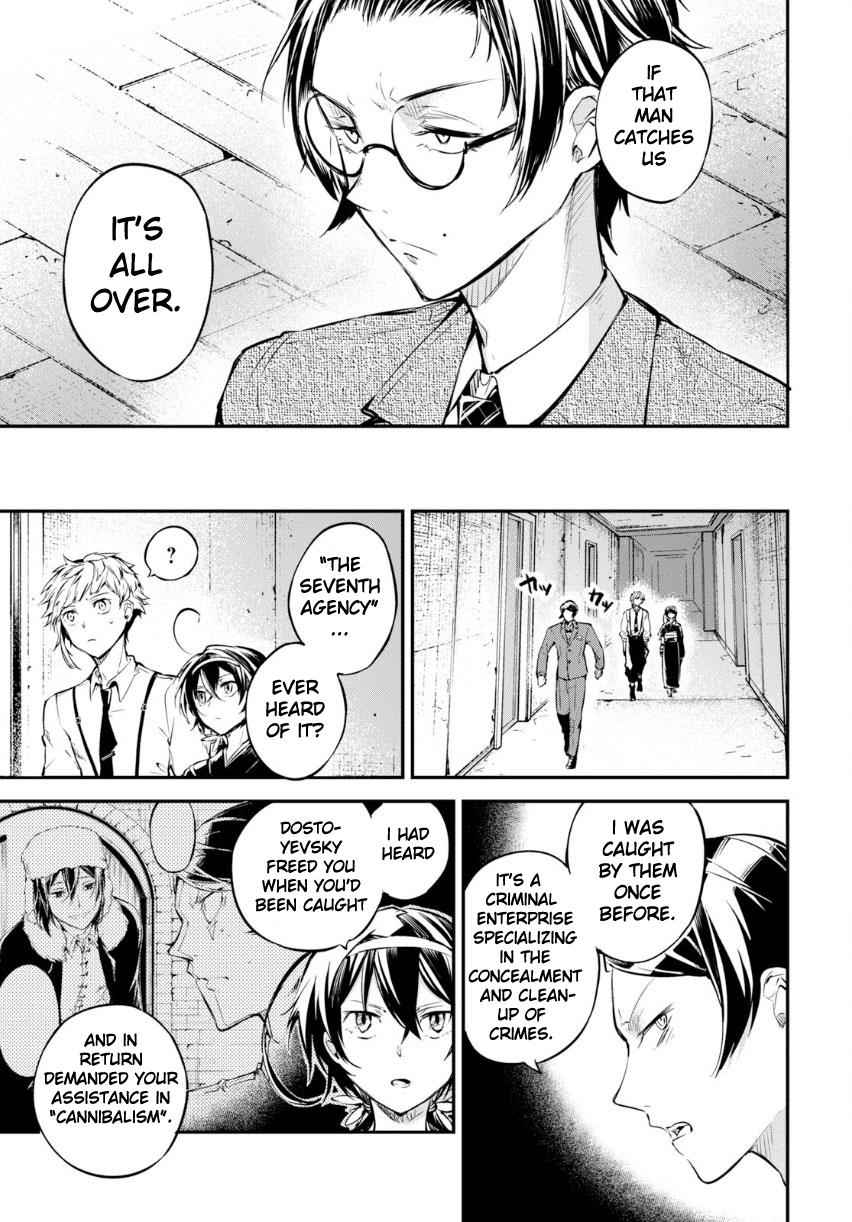 Bungou Stray Dogs Chapter 69 Page 24
