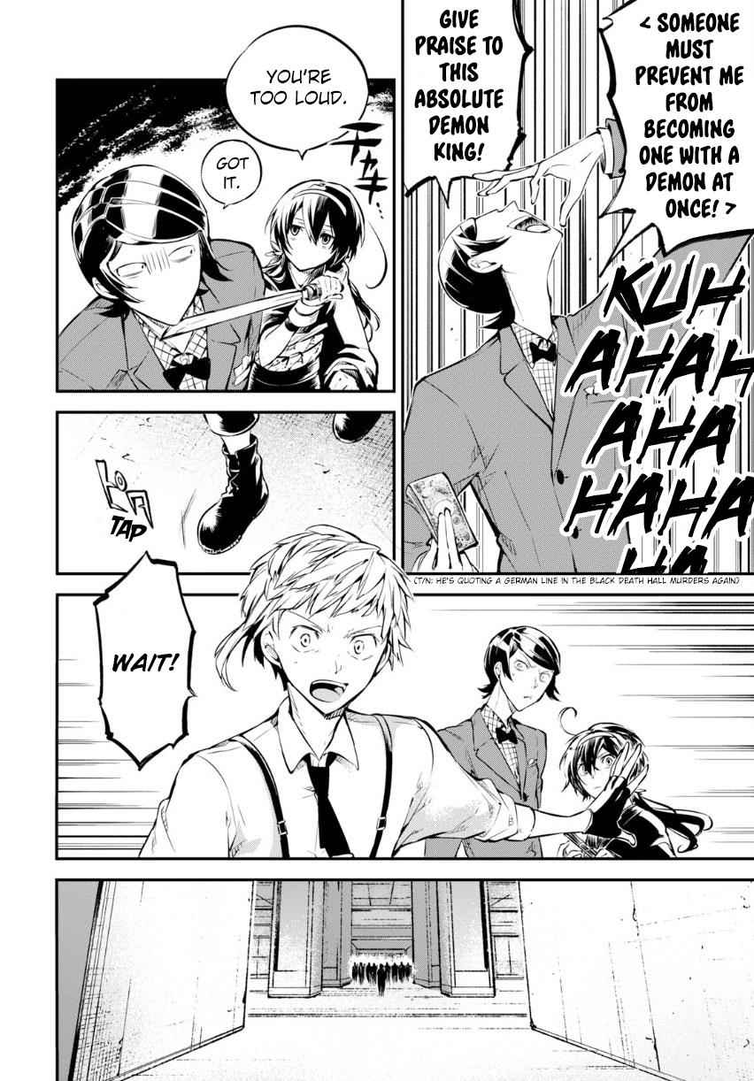 Bungou Stray Dogs Chapter 69 Page 29