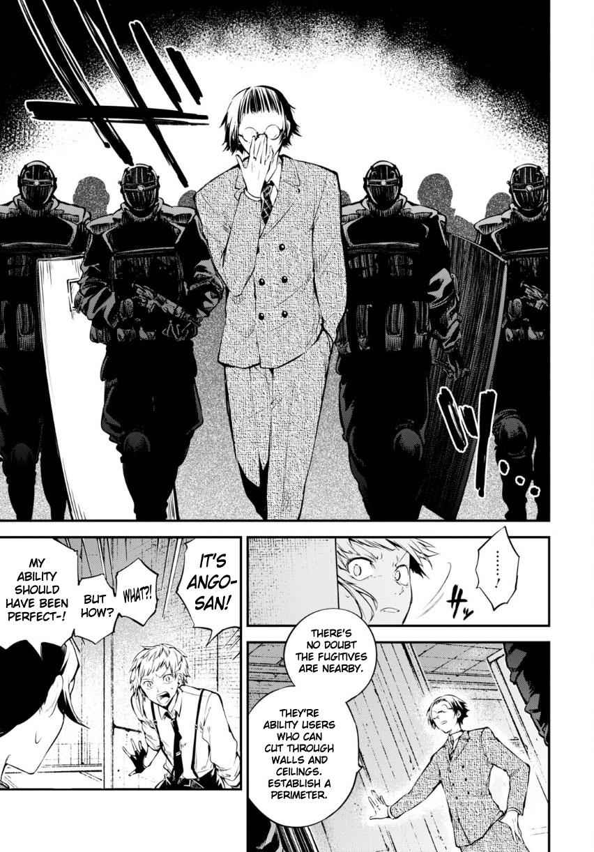 Bungou Stray Dogs Chapter 69 Page 30
