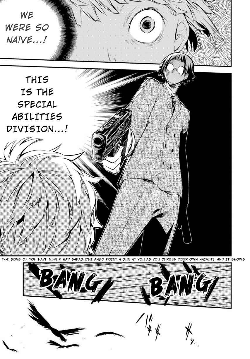 Bungou Stray Dogs Chapter 70 Page 16