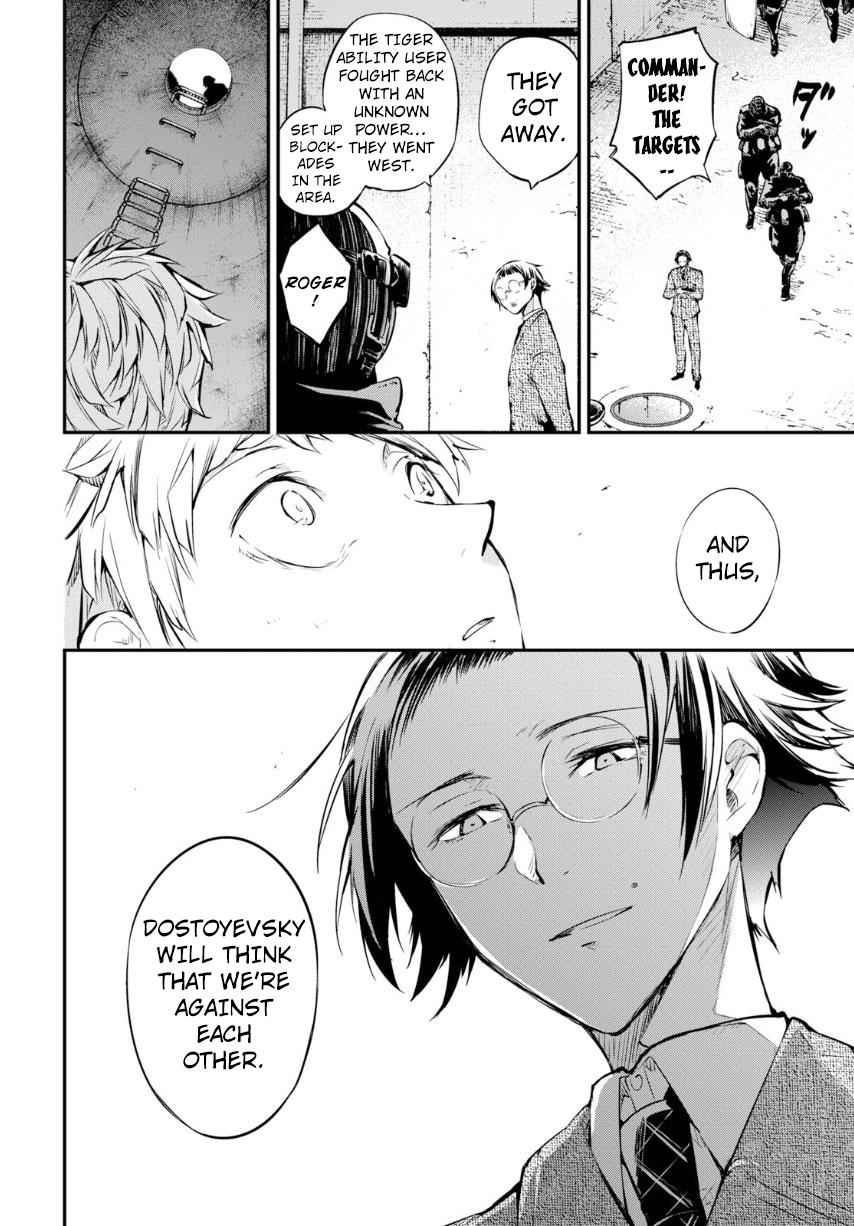 Bungou Stray Dogs Chapter 70 Page 19