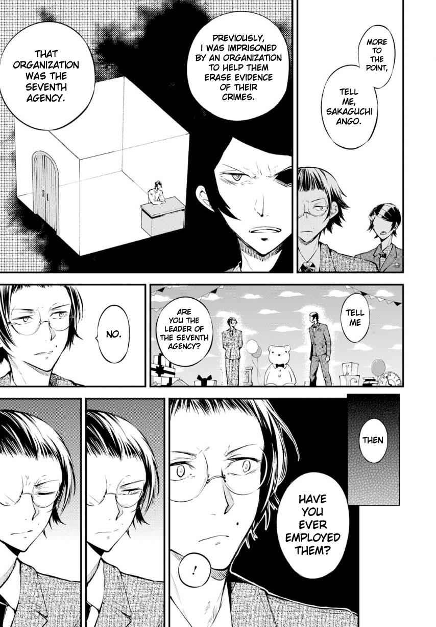 Bungou Stray Dogs Chapter 70 Page 26