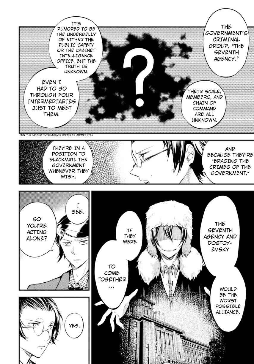 Bungou Stray Dogs Chapter 70 Page 29