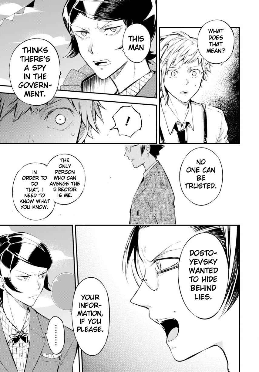 Bungou Stray Dogs Chapter 70 Page 30