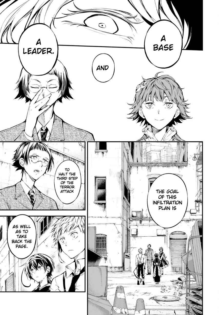 Bungou Stray Dogs Chapter 71 Page 12