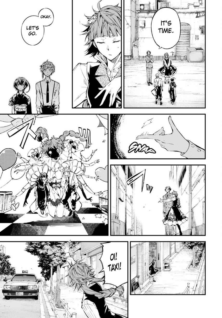 Bungou Stray Dogs Chapter 71 Page 16