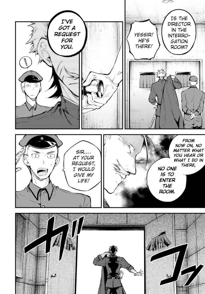 Bungou Stray Dogs Chapter 71 Page 19